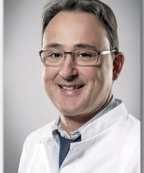 Vorstellung neuer Chefarzt der Anästhesie-Abteilung, Herr Dr. Timon Vassiliou