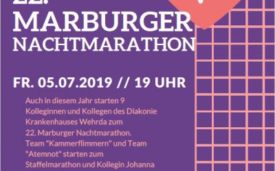 22. Marburger Nachtmarathon